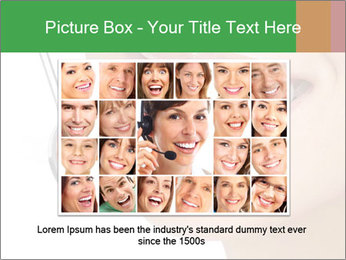 Perfect White Teeth PowerPoint Template - Slide 15