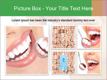 Perfect White Teeth PowerPoint Template - Slide 19