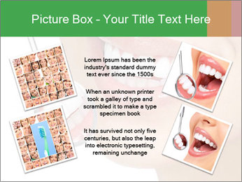 Perfect White Teeth PowerPoint Template - Slide 24