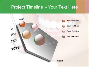 Perfect White Teeth PowerPoint Template - Slide 26