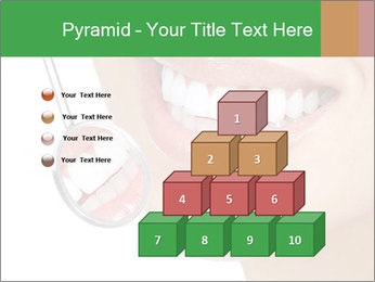 Perfect White Teeth PowerPoint Template - Slide 31
