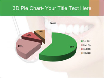 Perfect White Teeth PowerPoint Template - Slide 35