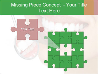 Perfect White Teeth PowerPoint Template - Slide 45