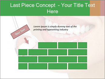 Perfect White Teeth PowerPoint Template - Slide 46