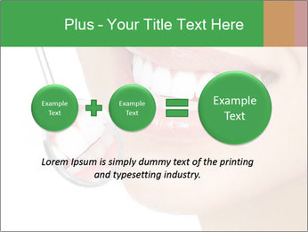 Perfect White Teeth PowerPoint Template - Slide 75