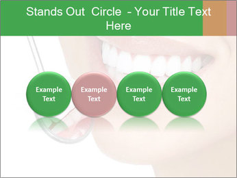 Perfect White Teeth PowerPoint Template - Slide 76