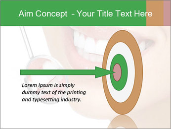 Perfect White Teeth PowerPoint Template - Slide 83