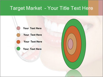 Perfect White Teeth PowerPoint Template - Slide 84