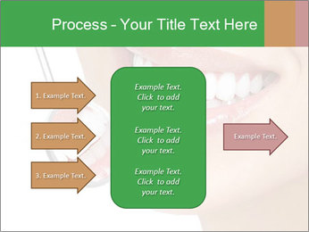 Perfect White Teeth PowerPoint Template - Slide 85
