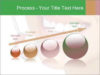 Perfect White Teeth PowerPoint Template - Slide 87