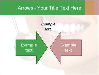 Perfect White Teeth PowerPoint Template - Slide 90