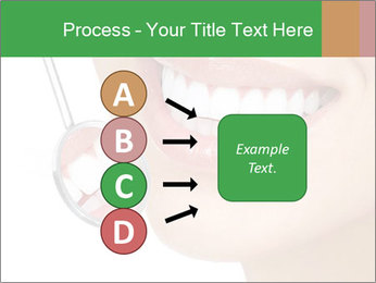Perfect White Teeth PowerPoint Template - Slide 94
