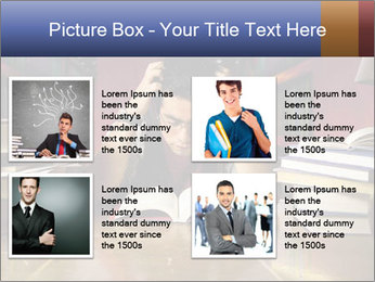 Busy Student PowerPoint Templates - Slide 14