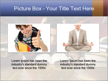Busy Student PowerPoint Templates - Slide 18