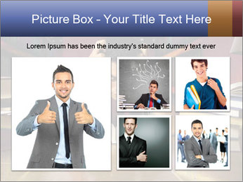 Busy Student PowerPoint Templates - Slide 19