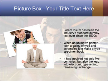 Busy Student PowerPoint Templates - Slide 20