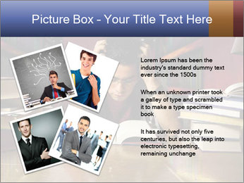Busy Student PowerPoint Templates - Slide 23