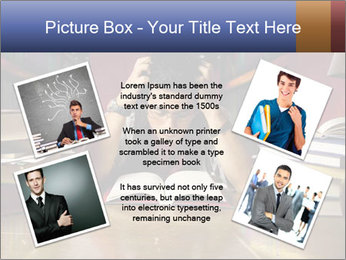 Busy Student PowerPoint Templates - Slide 24