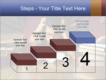 Busy Student PowerPoint Templates - Slide 64