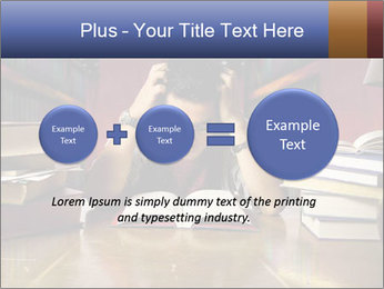 Busy Student PowerPoint Templates - Slide 75