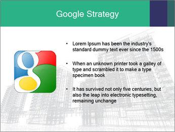 Grey Buildings PowerPoint Template - Slide 10