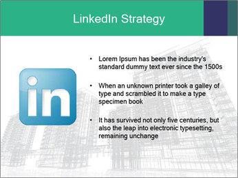 Grey Buildings PowerPoint Template - Slide 12