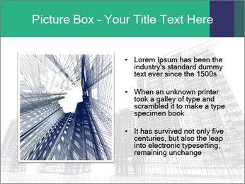 Grey Buildings PowerPoint Template - Slide 13