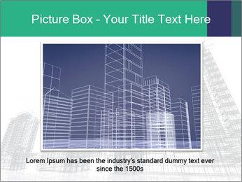 Grey Buildings PowerPoint Template - Slide 15