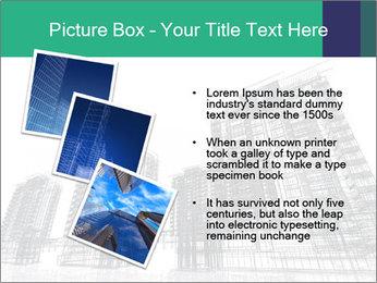 Grey Buildings PowerPoint Template - Slide 17