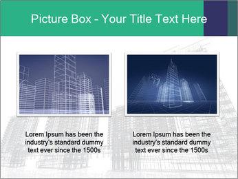 Grey Buildings PowerPoint Template - Slide 18