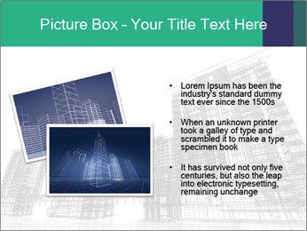 Grey Buildings PowerPoint Template - Slide 20