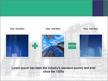 Grey Buildings PowerPoint Template - Slide 22