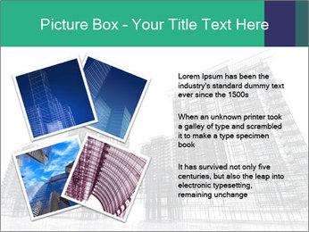 Grey Buildings PowerPoint Template - Slide 23