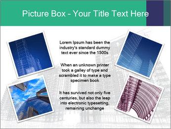 Grey Buildings PowerPoint Template - Slide 24