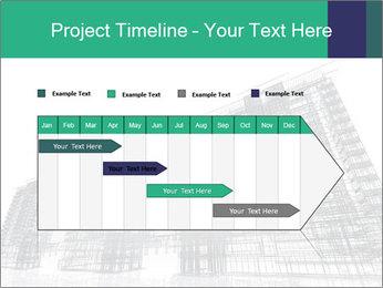 Grey Buildings PowerPoint Template - Slide 25