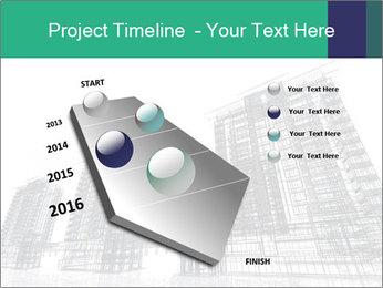 Grey Buildings PowerPoint Template - Slide 26