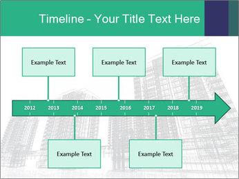 Grey Buildings PowerPoint Template - Slide 28
