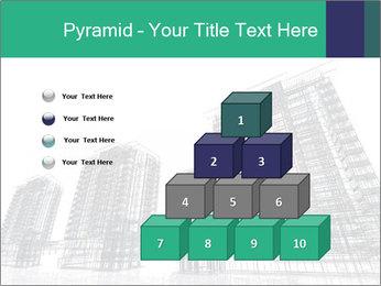 Grey Buildings PowerPoint Template - Slide 31