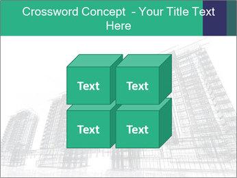 Grey Buildings PowerPoint Template - Slide 39