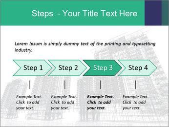 Grey Buildings PowerPoint Template - Slide 4