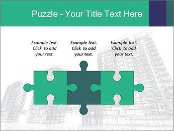 Grey Buildings PowerPoint Template - Slide 42
