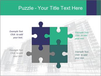 Grey Buildings PowerPoint Template - Slide 43