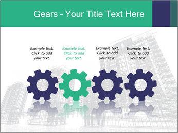 Grey Buildings PowerPoint Template - Slide 48