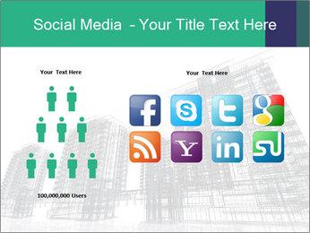Grey Buildings PowerPoint Template - Slide 5