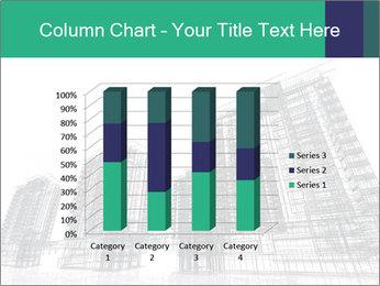 Grey Buildings PowerPoint Template - Slide 50