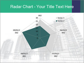 Grey Buildings PowerPoint Template - Slide 51