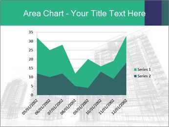 Grey Buildings PowerPoint Template - Slide 53