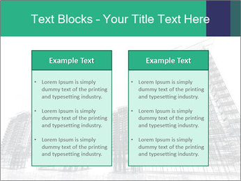 Grey Buildings PowerPoint Template - Slide 57