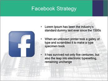 Grey Buildings PowerPoint Template - Slide 6