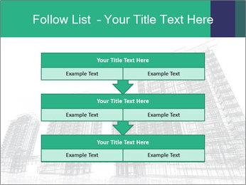 Grey Buildings PowerPoint Template - Slide 60